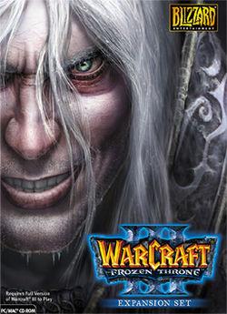 دانلود بازی دوتا 1 - warcraft frozen throne III