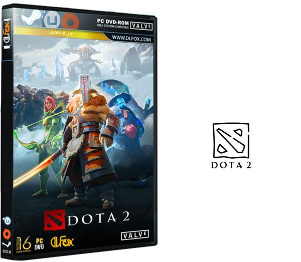 دانلود بازی دوتا ۲ برای کامپیوتر – DOTA 2 April 2021 Update