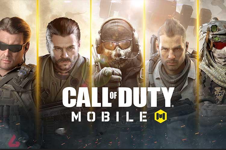 دانلود بازی کالاف دیوتی موبایل Call of Duty mobile اندروید